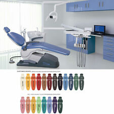 A1 Dental Unit Chair FDA CE Approved PU Leather Computer Control Colors Availabl