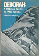 Deborah A Wilderness Narrative by David Roberts