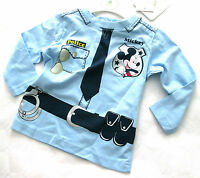 Disney Boys Long Sleeves T.shirt Top Characters MICKEY MOUSE ,6,12,18,23 months