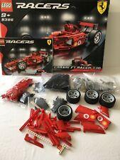 Lego 8386 Ferrari F1 Racer 1:10 scale