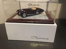 1/43 Ilario Chromes Chro07 - Bugatti B Type 57C 1937 Van Vooren - SN57617