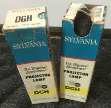 DGH Sylvania Projector Projection Lamp 750W 120V  500HRS NOS Vintage