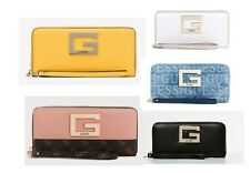 Brightside SLG Zip Around Wristlet Wallet 5 Colors New With Box NWT SG758046