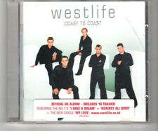 (HO794) Westlife, Coast To Coast - 2000 CD