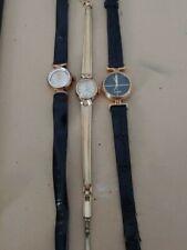 lotto orologi tissot pryngeps lady vintage watch spare repair
