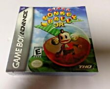 Super Monkey Ball  (gameboy advance) new COMPLETE gba SP