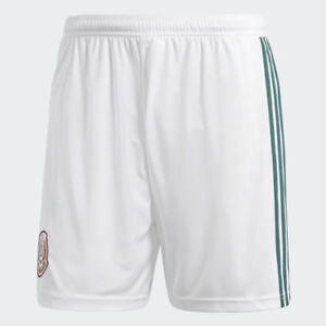 ADIDAS MEXICO HOME SHORTS WORLD CUP 2018