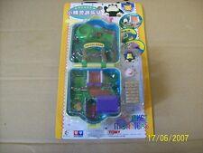 Pokemon Mini World Pocket Monsters Safari Zone Tomy 1998 Snorlax Chansey Psyduck