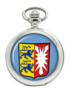Schleswig-Holstein (Germany) Pocket Watch