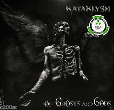 KATAKLYSM - OF GHOSTS AND GODS, ORG 2015 GERMAN GOLD vinyl 2LP, 200 COPIES! NEW!