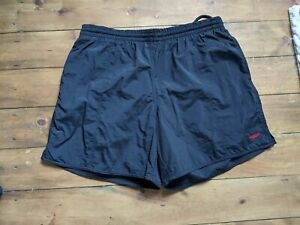 Men's Black Swim Shorts Size Xxl by speedo