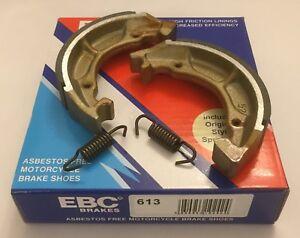 EBC REAR Brake Shoes (S613) (1 Pair) fits SUZUKI LT50 (1986 to 2002)