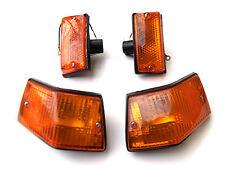 Vespa PX ALT Lusso T5 80 125 200 4 Blinker E- Norm Blinkerset gelb orange NEU