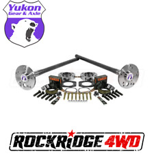 Yukon Ford 8.8 C-Clip Eliminator Axle Kit 4340 Jeep YJ XJ TJ Axle Swap Ultimate