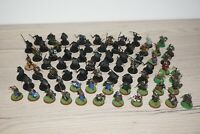 Warhammer LOTR - Lord of The Rings Warriors of Rohan x 73
