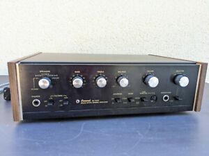 Ampli Hifi vintage Sansui AU 505