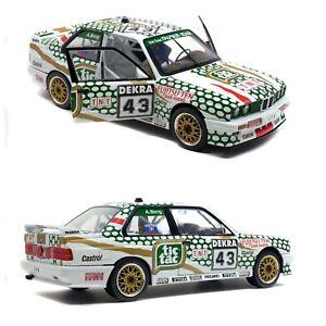 1/18 Solido BMW E30 M3 DTM 1991 A.Berg N43 Tic Tac Dekra Neuf Livraison Domicile