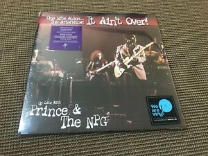 DOUBLE PURPLE ALBUM VINYL LP 9T PRINCE ONE NITE ALONE...THE AFTERSHOW (NEUF)