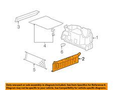 Chevrolet GM OEM 08-12 Malibu Interior-Rear-Sill Trim 22825721