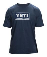 YETI Coolers BILLBOARD Grey Crew Neck Tee T SHIRT mens Size XL NEW