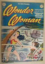 Wonder Woman #40 CGC 4.5 March April 1950 DC VG+
