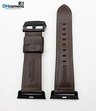 Nomad Classic Leather Watch Strap for Apple Watch 42mm - Ashland Brown