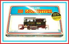 Life-Like Ho Scale: B & O Teakettle Locomtive / Engine (Mib)_ * Must See *