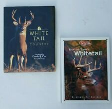 2 Whitetail Country Book by John Ozoga and Hunting Today's White Tail Deer