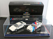 Modellauto- 1:43,Minichamps -BMW M1 25th Anniverary 1978-2003 Nr.1386 , Neu/new