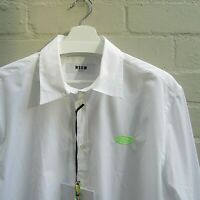 MSGM Long Sleeve SIZE L  casual  Shirt