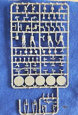 Warlord games bolt action 28mm scale British infantry sprue (2)