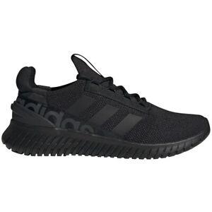 Adidas Kaptir 2.0 All Black Sport Athletic Running Shoe H00279 Men's Size 9.5