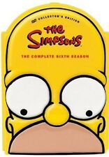 Brand New DVD The Simpsons - The Complete Sixth Season collector's edition 1994