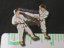 OLYMPIC PIN COLLECTIONS: BARCELONA 1992 OLYMPIC BARCELONA '92 JUDO