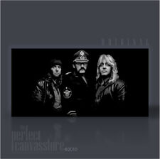 MOTORHEAD METAL LEGENDS AWESOME LEMMY ICONIC POP ART CANVAS PRINT - Art Williams