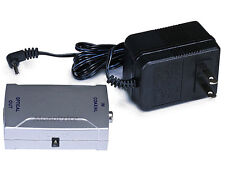 Coaxial (RCA) to Optical Toslink Digital Audio Converter  2947