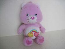 "8"" Care Bears ~ BEST FRIEND BEAR Plush Stuffed Animal"