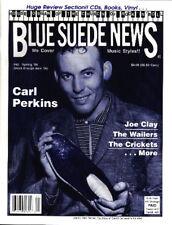 Blue Suede News 42 Carl Perkins Crickets Wailers J Clay