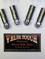 Harley Shovelhead Panhead Hydraulic Lifter Tappet VThunder CompCams Velva Touch