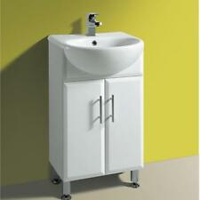 500mm Semi-Recess Bathroom Vanity Ceramic Top
