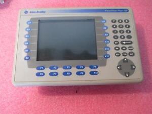 Allen Bradley PanelView Plus 2711P-RDK7C A C 2711P-K7C4D1 A C  2711P-RP1 B B