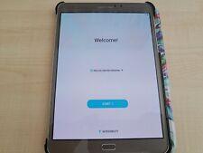 Samsung Galaxy Tab S2 8.0 SM-T710, 32GB, Wi-Fi Only, 8in - Gold