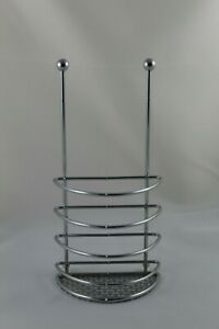 Shelf for The Bath IN Stainless Steel For Hang Measures 27cm X 12cm X 7 CM