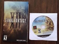 Final Fantasy X-2 PS2 Playstation 2 Game Complete w/ Manual
