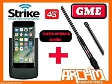 APPLE IPHONE 7 PLUS - STRIKE MOBILE PHONE CRADLE DIY + GME 7DBI ANTENNA