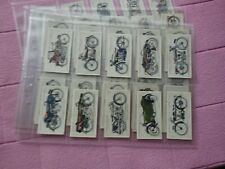 More details for complete set - lambert and butler - motorcycles