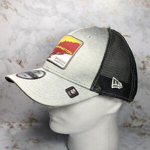 Washington NFC East Division 9FORTY New Era Men's NFL Official Black & Grey Hat