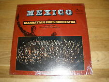 MANHATTAN POPS ORCHESTRA mexico LP Record - Sealed