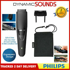 Philips Series 3000 BT3226/13 Beard/Stubble Trimmer Shaver with Metal Blades