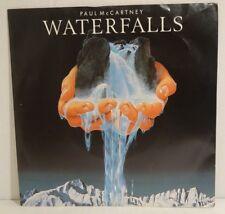 "PAUL McCARTNEY (Beatles) - Waterfalls > Vinyl Single 7"""